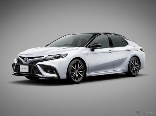【トヨタ カムリ 改良新型】洗練された内外装、先進安全機能も強化 発売