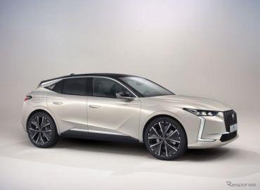 DS 4 が3年ぶりに復活、新型は電動モデルを初設定…欧州発表