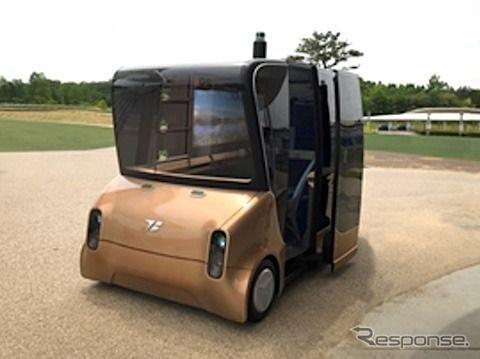 「新たな車室空間体験を伴う移動」自動運転の実証実験に損害保険ジャパンが協力へ