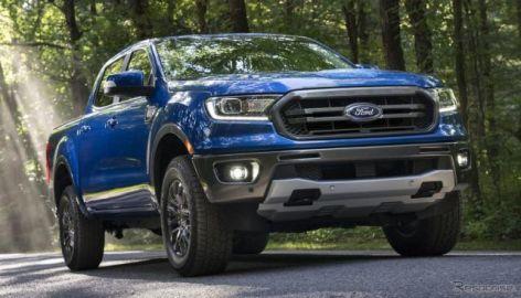 フォードモーター世界販売22%減、中国は15%増 2020年