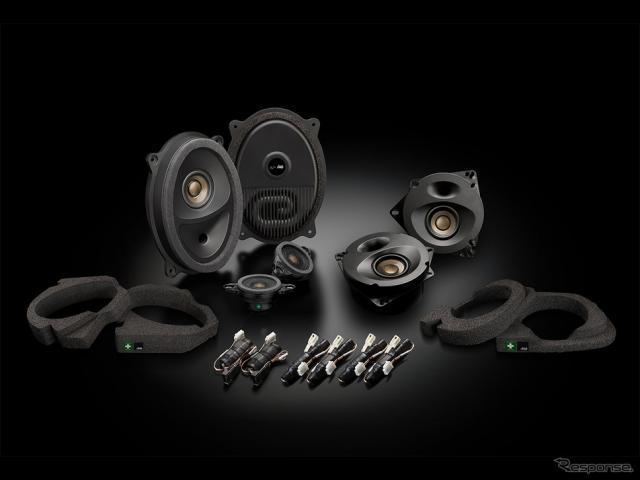 ソニックプラス、新型レヴォーグ専用設計モデル「SFR-S012F」《写真提供 ソニックデザイン》