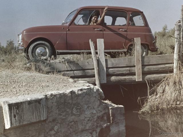 ルノー 4(1961年モデル)
