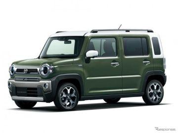 マツダ フレアクロスオーバー、シルバー&メッキ加飾の特別仕様車発売へ