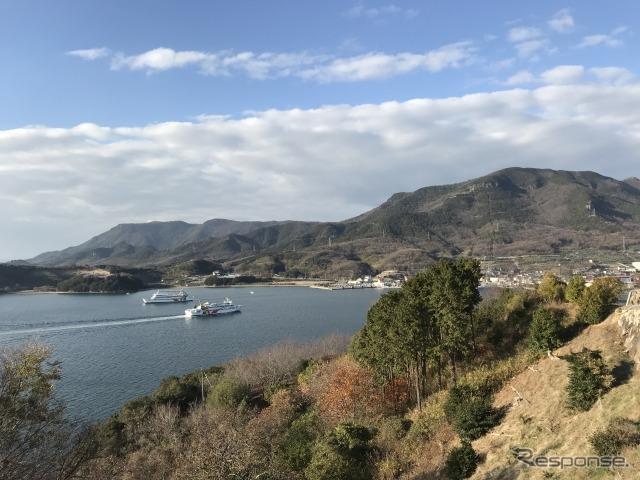小豆島《写真提供 写真AC》