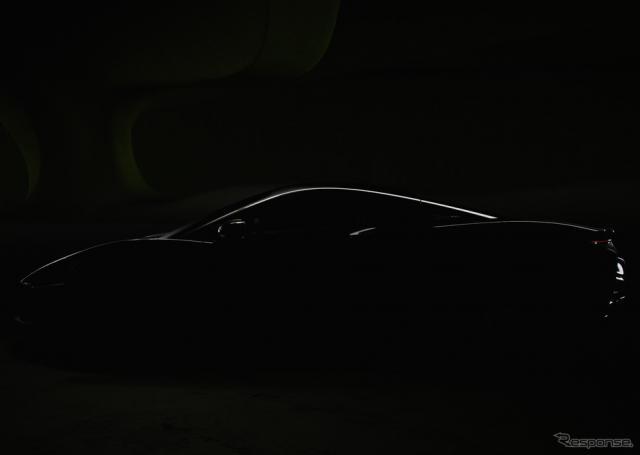 マクラーレン・アルトゥーラ のティザーイメージ《photo by McLaren Automotive》