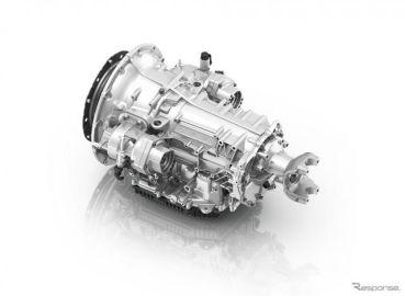 ZFの新世代8速AT、燃費10%以上向上…大型受注を北米で獲得