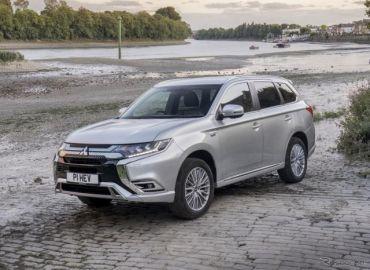 三菱 アウトランダー 、欧州ベストセラーPHV SUVに 2020年