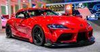 トヨタGRスープラ・ヘリテイジ・エディション(ロサンゼルスモーターショー2019)《photo by Toyota》