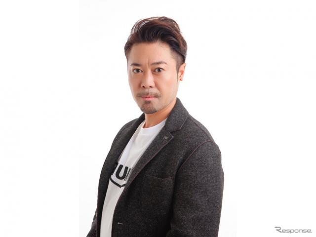 大貫陽介 新社長《写真提供 トライアンフモーターサイクルズジャパン》