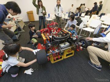 「地球温暖化と自動車」を学ぶ電気カート組立教室、小中学生の参加者募集