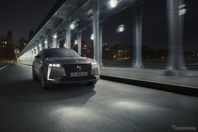 DS 4《Photo by DS Automobiles》