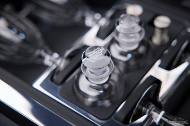ロールスロイス・ファントム のワンオフモデル「コアファントム」《photo by Rolls-Royce》