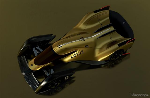 ロータス E-R9《photo by Lotus Cars》