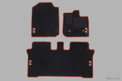 無限、N-ONE用スポーツマット/スポーツラゲッジマットなどに新色追加