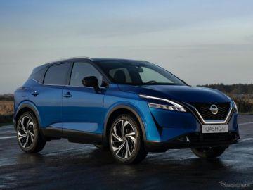 日産 キャシュカイ 新型発表…欧州市場のリーダーになれるか? クロスオーバーSUV