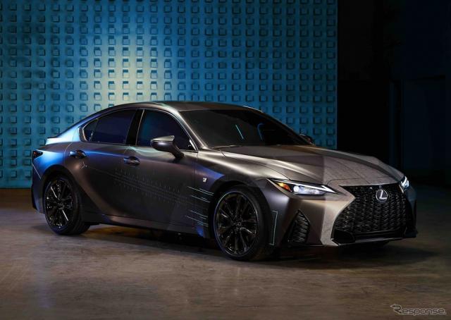 レクサス IS 改良新型ベースの「ゲーマーズ IS」《photo by Lexus》