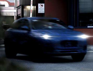 マセラティの新型SUV『グレカーレ』、プロトタイプの写真