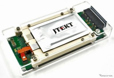 ジェイテクト、低温時出力改善のリチウムイオンキャパシタを世界初公開へ…バッテリージャパン2021