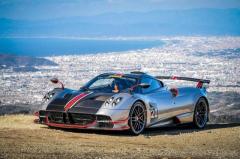 パガーニ ウアイラ・ロードスターBC、日本初上陸…3億9000万円のスーパーカー