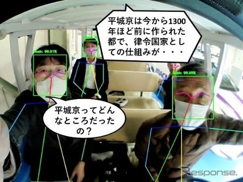 AIコンダクターとの対話《画像提供 マクニカ》