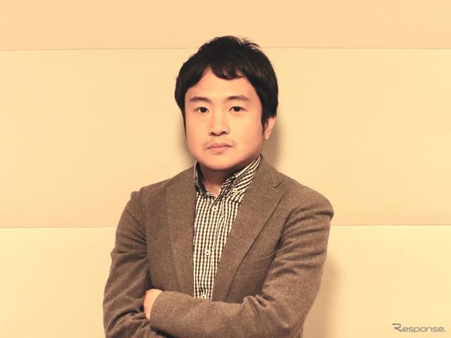 岩田和宏氏《写真提供 パイオニア》