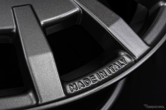 OZラリーレーシング VW/アウディ専用別注ホイール《写真提供 キザス》