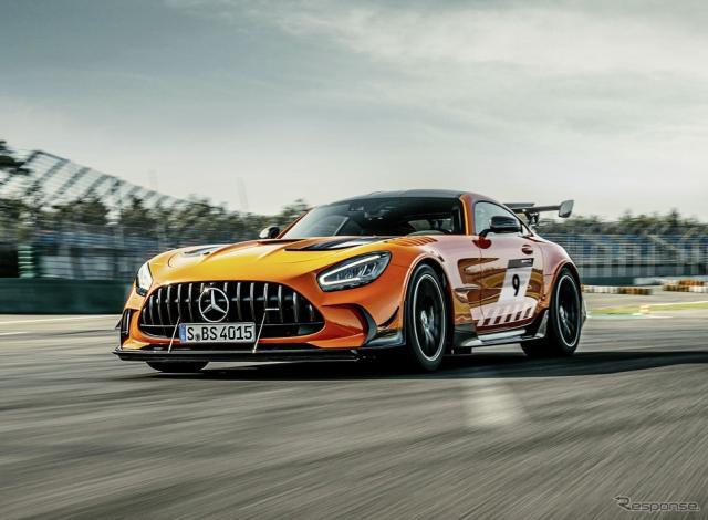 メルセデスAMGドライビングアカデミー(メルセデスAMG GTブラックシリーズ)《photo by Mercedes-Benz》