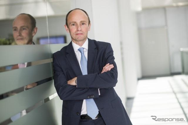 トヨタモーターヨーロッパの社長兼CEOに就任するマット・ハリソン氏《photo by Toyota》