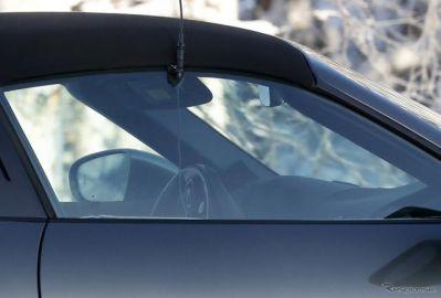 最強の「タルガ」誕生へ…ポルシェ 911タルガ4 GTS、隠されたコックピットには何が