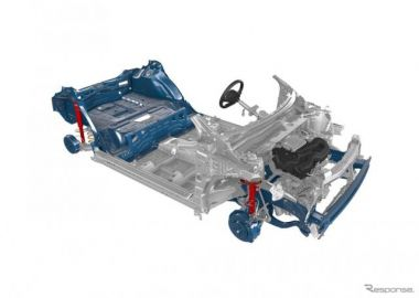 トヨタ、新型コンパクトカーを開発中… GA-B車台採用、アイゴ 後継車か