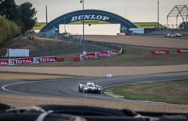2020年9月に開催された「第88回ルマン24時間レース」。《写真提供 TOYOTA》