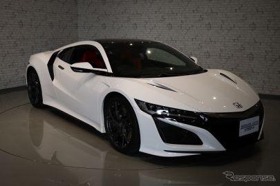 月額89万8000円、サブスクでホンダ『NSX』に乗る カースク