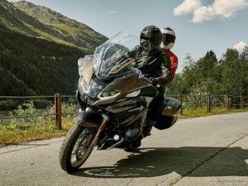 BMW R1250RT、2021年モデルの予約受注開始---ACCを装備、価格は307万円