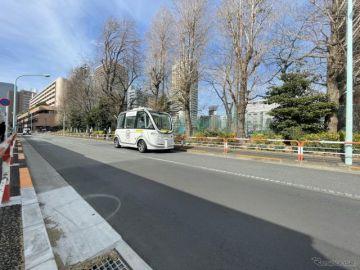 東京・池袋エリアで自動運転バスサービスの実証実験を実施へ ウィラー