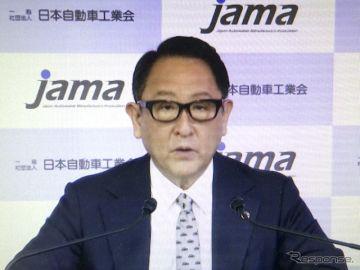 自工会 豊田会長「地元企業の部品製造チャレンジに感謝」…大震災10年で東北の自動車雇用は8000人増