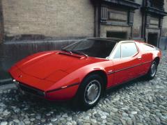 マセラティ『ボーラ』50周年…初のミドシップ・スポーツカー