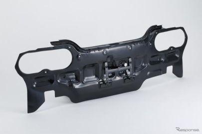 最新技術で R32スカイラインGT-R 用リアパネルなどを復刻…NISMOヘリテージパーツ