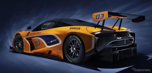 マクラーレン 720S GT3《photo by McLaren Automotive》