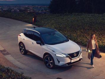 日産 キャシュカイ 新型に導入記念限定車、1.3ターボ搭載…今夏欧州発売