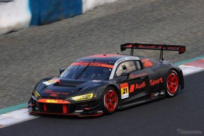 アウディジャパン、SUPER GTやスーパー耐久などに参戦する7チーム7台をサポート