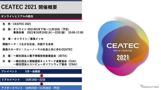 CEATEC 2021《図版提供 JEITA》