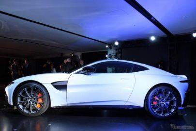 アストンマーティンの新型車、ヴァンテージ がベースの可能性 3月22日初公開