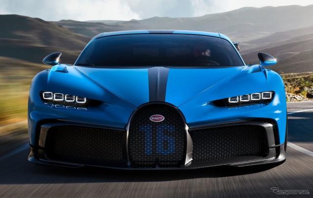 ブガッティ・シロン・ピュルスポール《photo by Bugatti》