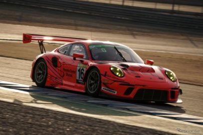 【スーパー耐久 開幕戦】2021シーズン始まる…ST-Xクラスは16号車PC Okazaki 911 GT3がPP獲得