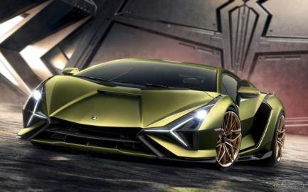 ランボルギーニ、V12搭載の新型車を2車種発表へ 2021年内に