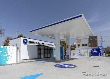 アイシングループ、愛知県刈谷市に水素ステーション開設