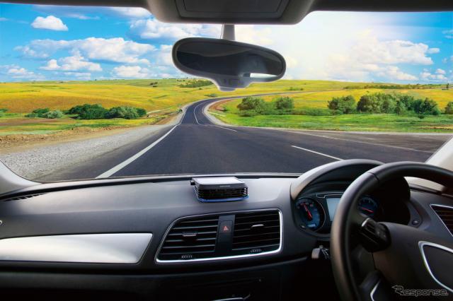 メンテナンスも簡単に車内の消臭・除菌が実現するケンウッド低濃度オゾン発生器発売《PHOTO:ケンウッド》