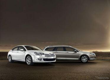 シトロエンの新型車、C5 後継車の可能性も 4月12日に発表予定