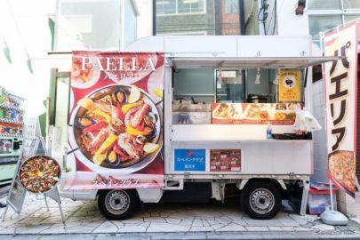 ハウス食品、キッチンカー出店場所にakippa駐車場を活用