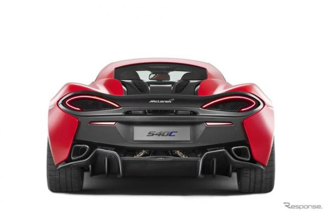 マクラーレン 540C《photo by McLaren Automotive》